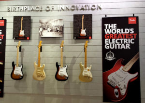 Fender Visitor Center Tour