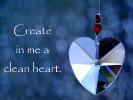 Faith Musings: God Knows Every Crevice of Our Heart