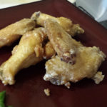 Sea Salt Vinegar Wings