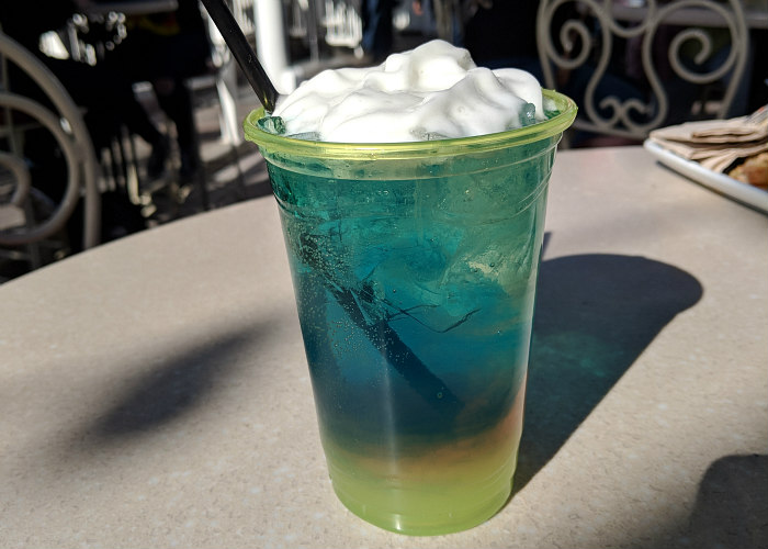 Disneyland Resort Alcohol Drinks V1 2017