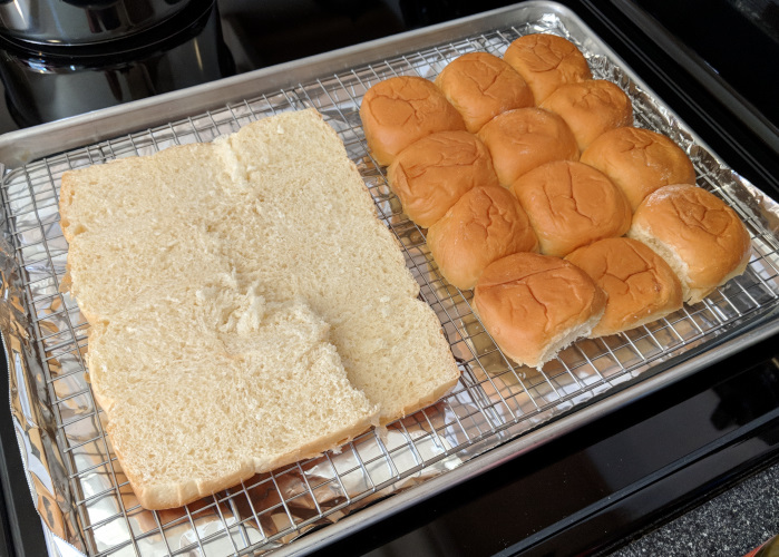 Coney Island Mustard Chicken Sliders Slow Cooker Recipe