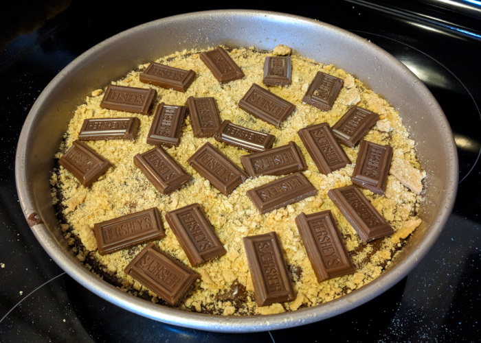 S'mores Brownie Extreme (copycat S'mores Bake) recipe