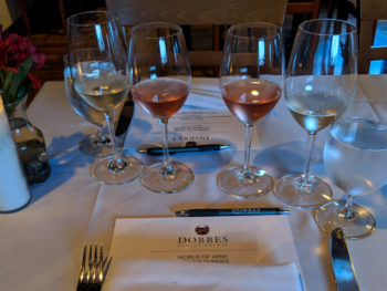 World of Wine at Dobbes Family Estate Winery