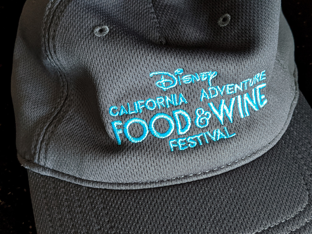 Disneyland Food Wine Culinary Adventure Tour 2020
