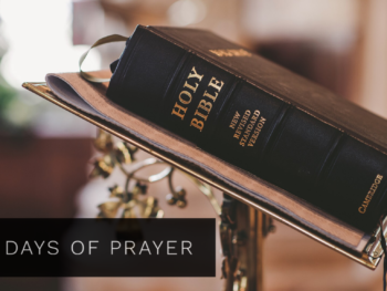 100 Days of Prayer