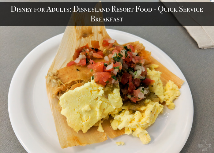Disney for Adults Disneyland Resort Food