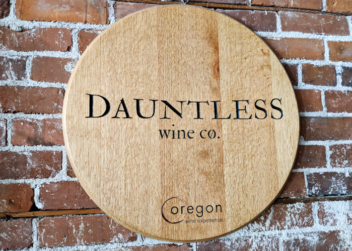 Dauntless Wine Tasting Room Forest Grove Oregon