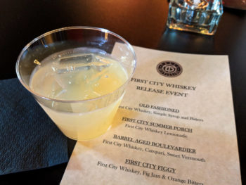 Whiskey Release Party at the Trail Distillery