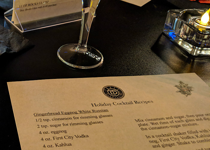 Cocktail Class at Trail Distilling in Oregon City