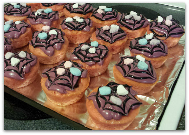 Frankenberry Cupcakes Recipe