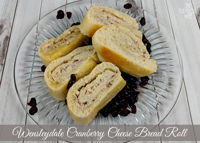 Wensleydale Cranberry Cheese Bread Recipe