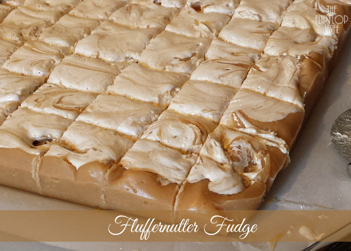Fluffernutter Fudge Recipe