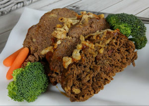 French Onion Meatloaf Recipe