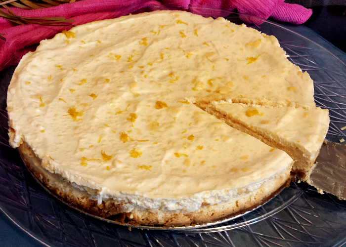 Limoncello Lemon Oreo Cheesecake Recipe
