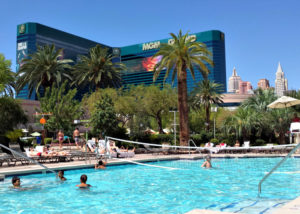 MGM Grand Pools Las Vegas Review