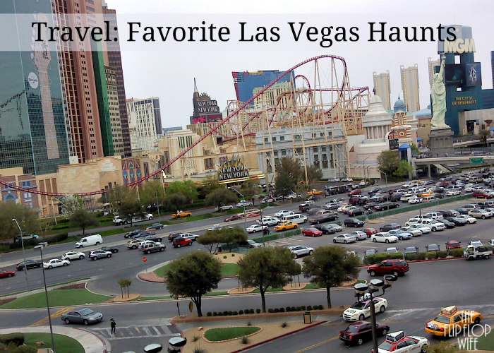 Las Vegas Things to Do See Favorite Haunts